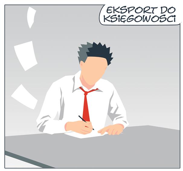 Eksport do księgowości